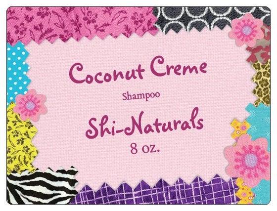 Image of Coconut Creme Shampoo