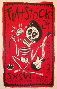 Image of Flatstock 24 by Carlos Hernandez