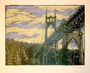 Image of St John's Bridge by Gary Houston