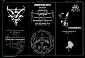 Image of Wolf Necromancer Rituals Vinyl CD-R AtramCDRV002