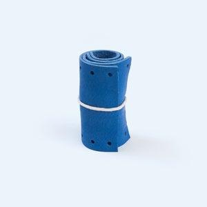 Image of Short Gropes Bar Grips – Cobalt