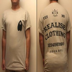Image of Ouija Board T Shirt.