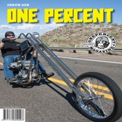Image of OnePercent Magazine Issue 6