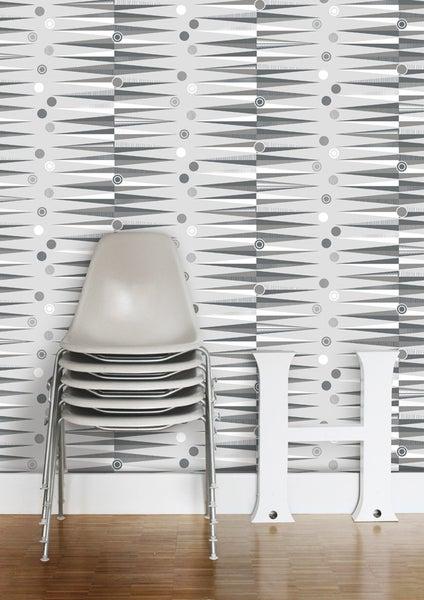 Image of Backgammon Wallpaper - Concrete