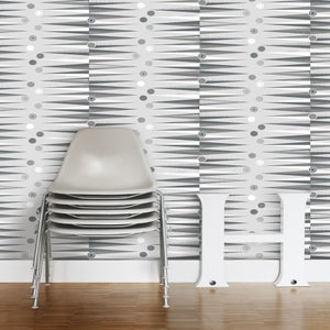 Image of Backgammon Wallpaper - Concrete