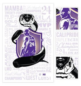 Image of LMD x Mamba Purple