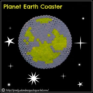 Image of Planet Earth Coaster