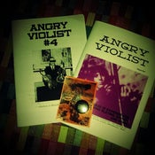Image of Angry Violist zine bumper fun pack
