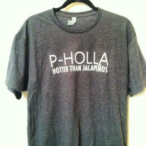 Image of Charcoal P-Holla Shirt