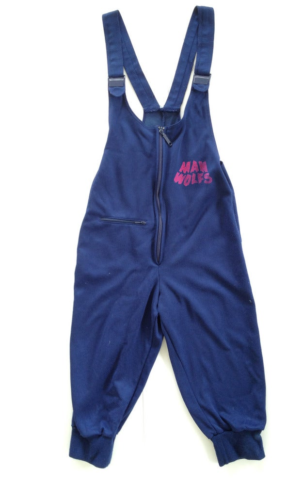 Image of MANWOLFS ACTION JUMP SUIT