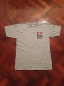 Image of Logo T-Shirt Grey Marl
