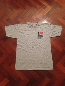 Image of Logo T-Shirt Grey Marl