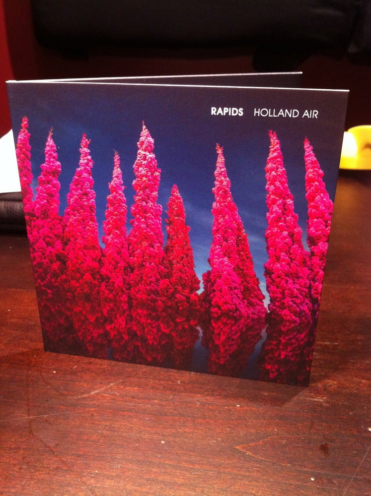 Image of Rapids 'Holland Air' EP