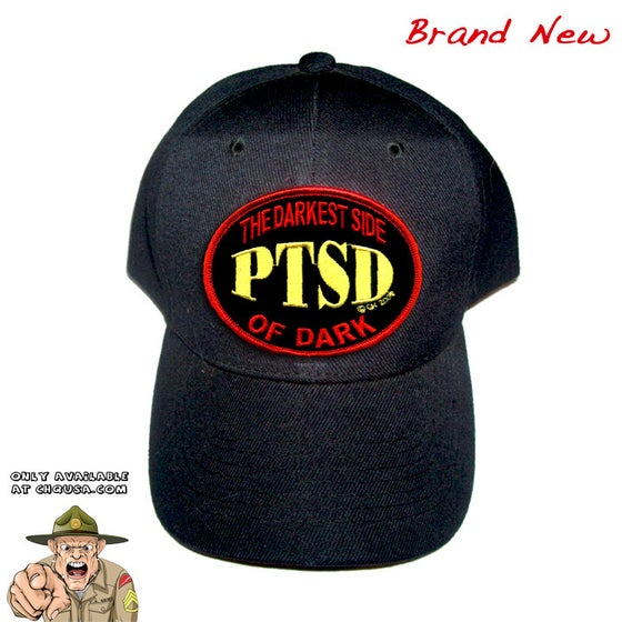 Image of PTSD - THE DARKEST SIDE OF DARK - BHBP11