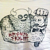 Image of NEW BRONTO VIKING TEE DESIGN!