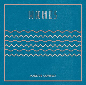 "Image of Hands - Massive Context EP 12"" (SPR009)"