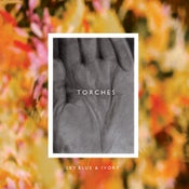 Image of Torches - Sky Blue & Ivory / Silent Film 7""
