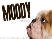 Image of MOODYClothing / MoodyBullDog - Image will be on T-Shirt