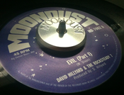 "Image of David Hillyard & The Rocksteady 7 ""Evil"" 45 - NEW HIT SINGLE"