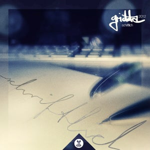 Image of Gridda - Schriftlich EP (CD)
