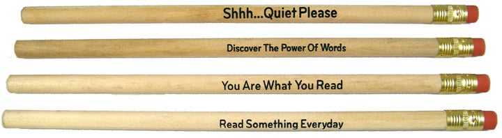 Image of Pencil Set (2 of each quote)