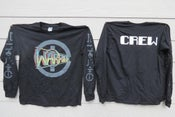 Image of WARRIOR long sleeve (ltd edition Crew shirt)