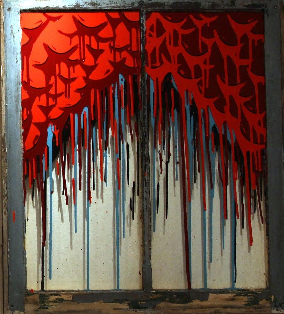 "Image of ""Window View #2"" - Darkclouds"