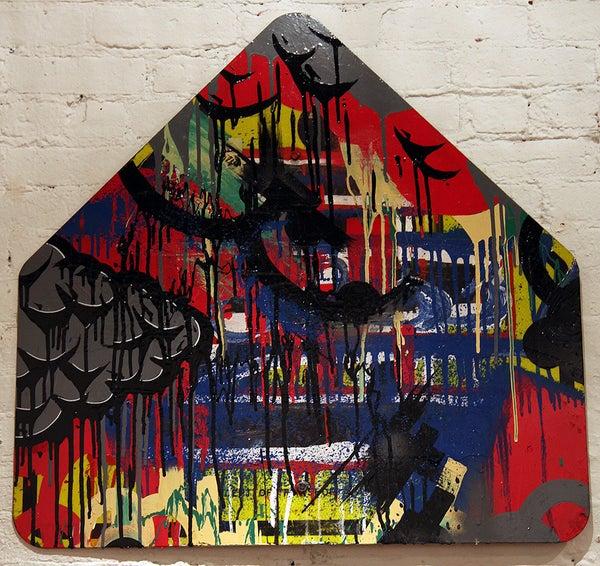 "Image of ""Giles' Mess"" - Darkclouds"