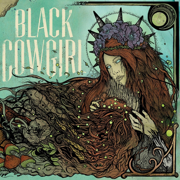 Image of Black Cowgirl full length TOUR EDITION (CD) 2012