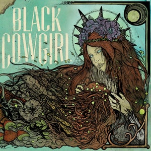 Image of Black Cowgirl full length TOUR EDITION (CD) 2012    ON SALE!!!!