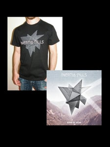 Image of CD + T-shirt Package