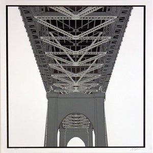 Image of Aurora Bridge Print