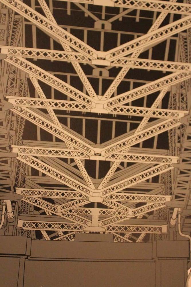 Image of Aurora Bridge Print