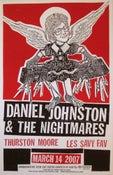 Image of Daniel Johnston by Print Mafia