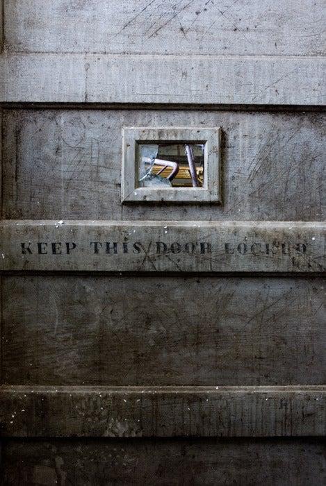 Image of Keep this Door Locked