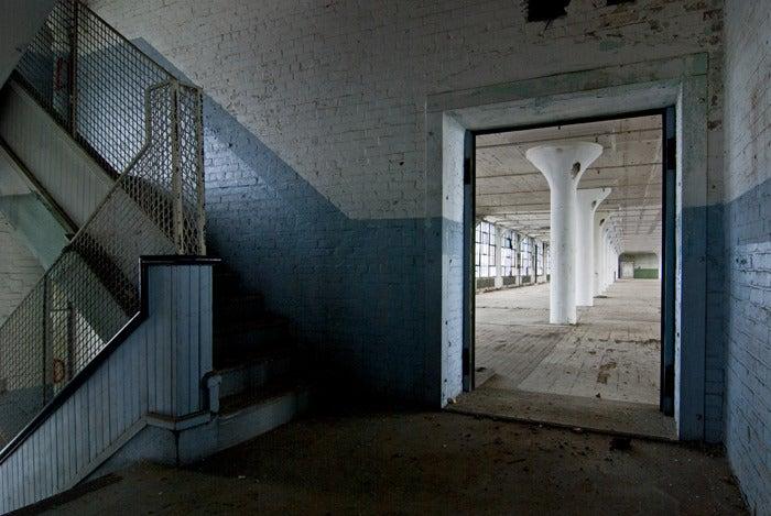 Image of Stamford Lock Stairwell