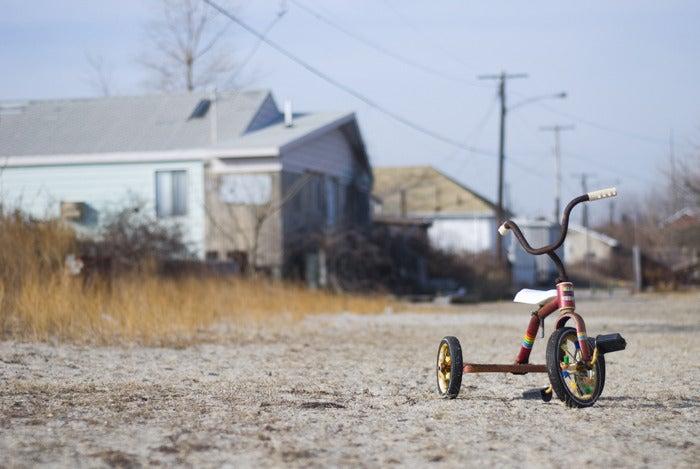 Image of Pleasure Beach Tricycle