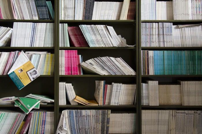 Image of Magazines