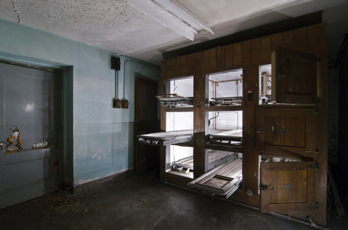 Image of Morgue