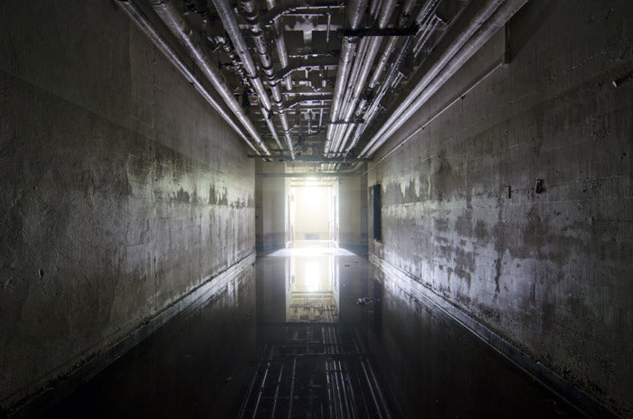 Image of Light at the End of the Tunnel