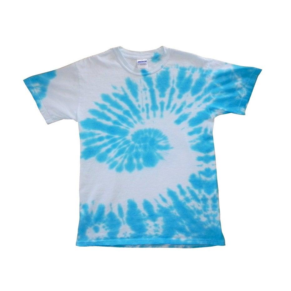 thirtytwoclothing blue white tie dye t shirt