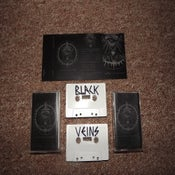 Image of Black Veins - ...and Hell Followed cassette MOSH006