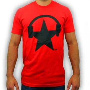 Image of CAVATA Star Red - Guys