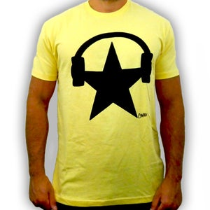 Image of CAVATA Star Yellow - Guys