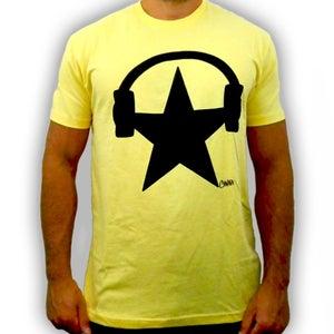 Image of CAVATA Star Yellow - Guys