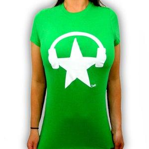 Image of CAVATA Star Green - Girls