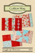 Image of Snuggle Up Pillowcases - Paper Pattern #924