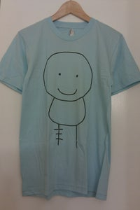 Image of LIGHT BLUE Pookie T-shirt