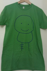 Image of GRASS GREEN Pookie T-shirt