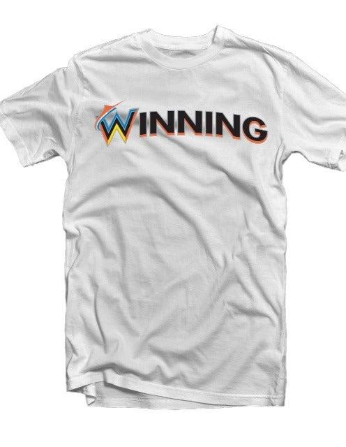 """Image of Marlins """"Winning"""" Tee"""